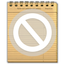 World Book Notepad icon