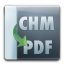 CHM to PDF Converter icon