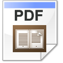 ePub to PDF icon