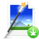 Image Enhance Visual Editor Updater icon