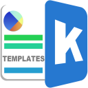 Business for Keynote templates icon