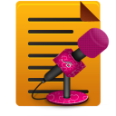 Audio Record - Meeting Lectures Course Note icon