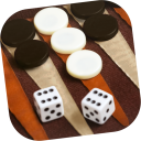 True Backgammon HD icon