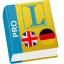 English <-> German Talking Dictionary Langenscheidt Professional icon