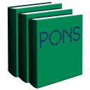 PONS Dictionaries icon