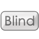 Blind icon