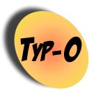 Typ-O - writing is for everybody icon