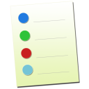 Transparent Notes icon