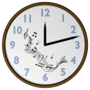 Tunes Time Counter icon