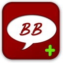 MyTexts for BlackBerry icon
