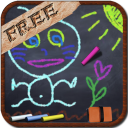 Real ChalkBoard FREE icon