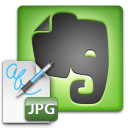 Scan to Evernote1 icon