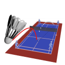 BadmintonBoard3Dx icon