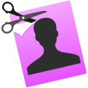 Cut Out Shapes icon