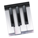 Grand Piano Keys 5K - Learn To Play Plus icon