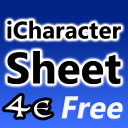 iCharacter Sheet 4e - Free icon