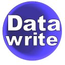 Datawrite icon