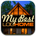 My Best Log Home icon