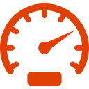 NetworkSpeedStatus icon
