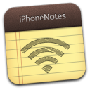 iPhoneNotes icon