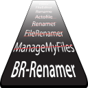BR-FileRenamer icon