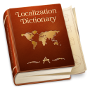 Localization Dictionary icon