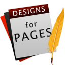 Designs for Pages icon
