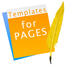 Templates for Pages Documents icon