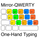 Mirror-QWERTY icon