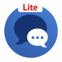 Messenger for VK Lite icon