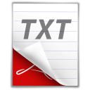 PDF to Text icon