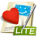 iGreetingCard Lite icon