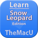 Learn - Snow Leopard Edition icon