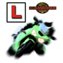 Motorcycle Theory Test Lite icon