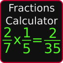 FractionsCalc icon