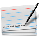 Simple Flash Cards icon