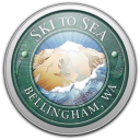 Ski to Sea icon