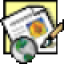 MicrosoftR Windows NTR Operating System icon